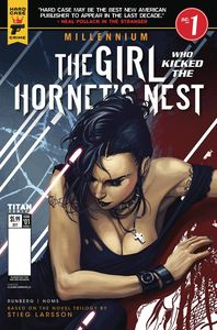 [Millennium: Girl Who Kicked The Hornets Nest #1 (Cover A Iannici) (Product Image)]