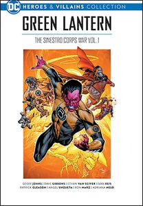[DC Graphic Novel Collection: Heroes & Villains: Volume 16: Sinestro Corp War: Volume 1 (Product Image)]