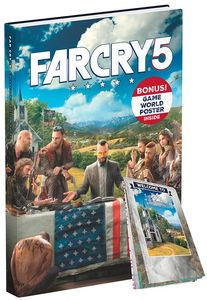 [Far Cry 5: Collector's Edition Guide (Hardcover) (Product Image)]