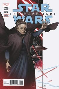 [Star Wars: The Last Jedi: Adaptation #2 (Product Image)]