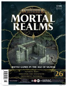 [Warhammer: Age Of Sigmar: Mortal Realms #26 (Product Image)]