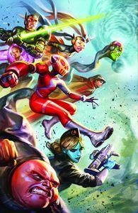 [Future State: Legion Of Super Heroes #1 (Ian McDonald Card Stock Variant) (Product Image)]
