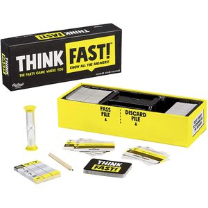 [Think Fast: Card Game (Product Image)]