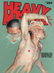 [Heavy Metal #294 (Cover B) (Product Image)]