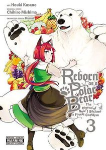 [Reborn As A Polar Bear: Volume 3 (Product Image)]
