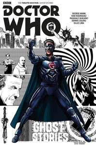 [Doctor Who: The Twelfth Doctor: Ghost Stories (Hardcover) (Product Image)]