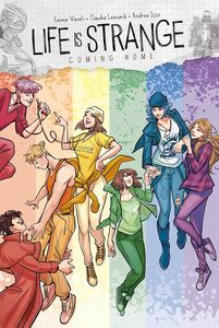 [Life Is Strange: Coming Home #2 (Pride Variant) (Product Image)]