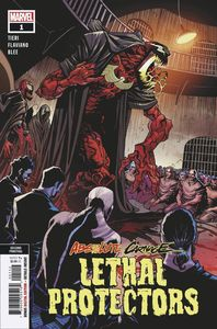 [Absolute Carnage: Lethal Protectors #1 (2nd Printing Variant) (Product Image)]