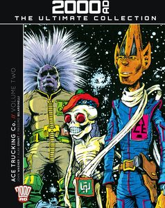 [2000AD: Ultimate Collection: Issue 36 (Product Image)]