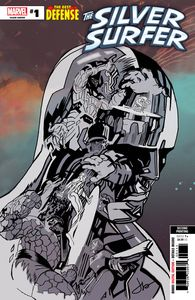 [Defenders: Silver Surfer #1 (2nd Printing Latour Variant) (Product Image)]