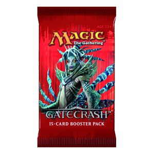 [Magic The Gathering: Gatecrash: Booster (Product Image)]