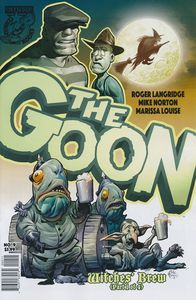 [Goon #9 (Cover A Powell) (Product Image)]