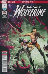 [All New Wolverine #30 (Legacy) (Product Image)]