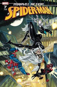 [Marvel Action: Spider-Man #7 (Cover A Ossio) (Product Image)]