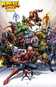 [Marvel Comics #1000 (Crain Variant) (Product Image)]