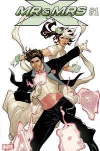 [Mr & Mrs X #1 (Product Image)]