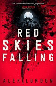 [Skybound Saga: book 2: Red Skies Falling (Hardcover) (Product Image)]
