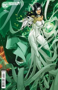 [Infinite Frontier #0 (Cover B John Timms Card Stock Variant) (Product Image)]