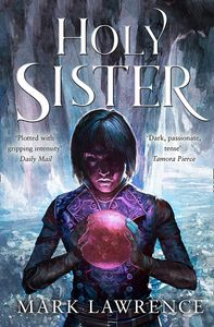 [Book Of The Ancestor: Book 3: Holy Sister (Hardcover) (Product Image)]