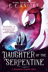 [Dragoneer Academy: Book 2: Daughter Of The Serpentine (Product Image)]