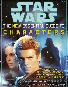 [Star Wars: The New Essential Guide To Characters (Product Image)]