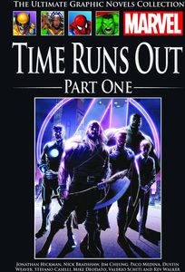 [Marvel: Graphic Novel Collection: Volume 146: Time Runs Out Part 1 (Product Image)]