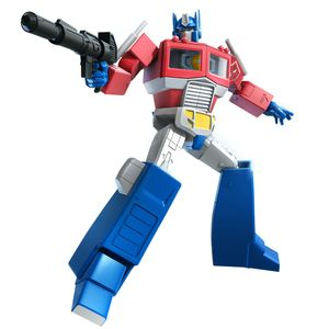 [Transformers: Generations: R.E.D.: Optimus Prime (Product Image)]