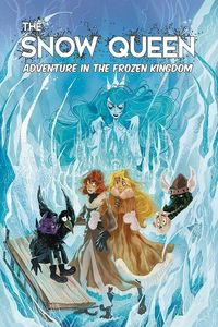 [The Snow Queen: Adventure In The Frozen Kingdom (Product Image)]