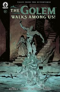 [The Golem Walks Among Us #1 (Cover A Bergting) (Product Image)]