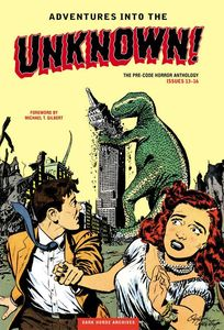 [Adventures Into The Unknown: Archives: Volume 4 (Hardcover) (Product Image)]