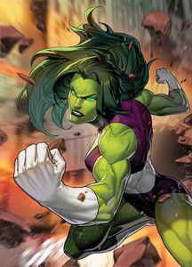 [Fantastic Four #3 (Jong-Ju Kim Marvel Battle Lines Variant) (Product Image)]