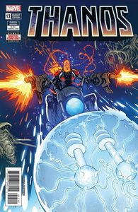 [Thanos #13 (3rd Printing - Shaw Variant) (Product Image)]
