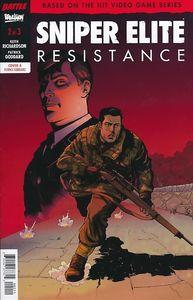[Sniper Elite: Resistance #2 (Cover A Goddard) (Product Image)]