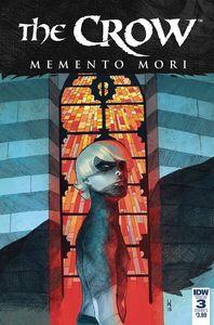 [The Crow: Memento Mori #3 (Cover A Dell Edera) (Product Image)]