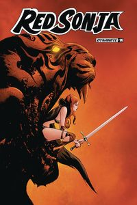 [Red Sonja #14 (Cover A Jae Lee) (Product Image)]