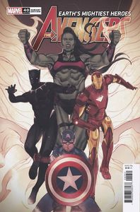 [Avengers #40 (Swaby Variant) (Product Image)]