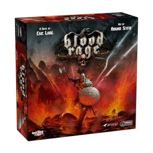 [Blood Rage: Board Game (Product Image)]