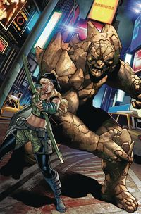 [The cover for Robyn Hood: Justice #2 (Cover A Coccolo)]