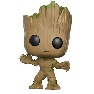 [Guardians Of The Galaxy: Vol. 2: Pop! Vinyl Bobblehead: 10 inch Young Groot (Product Image)]
