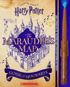 [Harry Potter: The Marauder's Map Guide To Hogwarts (Hardcover) (Product Image)]