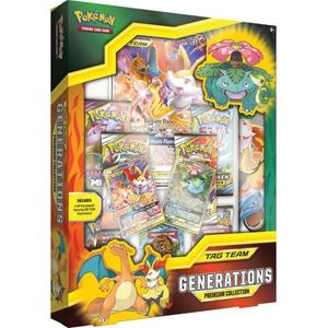 [Pokemon: Tag Team Generations: Premium Collection (Product Image)]