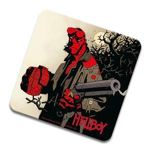 [Hellboy: Coaster: Smokin' By Mike Mignola (Product Image)]