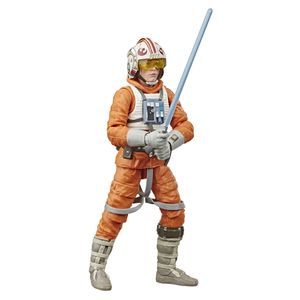 [Star Wars: The Empire Strikes Back (40th Anniversary): Black Series Action Figure: Luke Skywalker (Snowspeeder Pilot) (Product Image)]