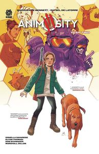 [Animosity: Volume 2: Year Two (Hardcover) (Product Image)]