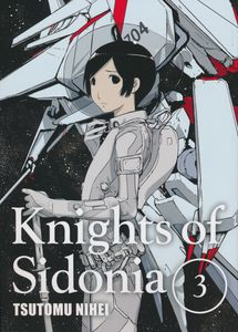 [Knights Of Sidonia: Volume 3 (Product Image)]