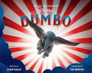 [The Art & Making Of Dumbo (Hardcover) (Product Image)]
