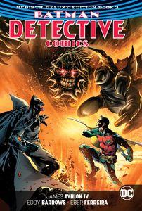 [Batman: Detective Comics: Book 3: Deluxe Collection: Rebirth (Product Image)]