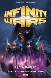 [Infinity Wars By: Complete Collection (Hardcover) (Product Image)]
