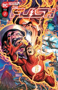 [Flash #768 (Cover A Brandon Peterson) (Product Image)]