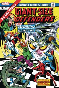 [Giant-Size Defenders #3 (Facsimile Edition) (Product Image)]